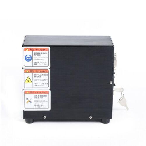 Buy Portable 110v UV LED Spot Light Curing Machine Glue Dryer Irradiation Machine US