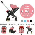 Buy Portable 4 in 1 Newborn Baby Strollers With Accesories