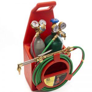 Buy Portable Professional Oxygen Acetylene Oxy Welding Cutting Weld Torch Tank Kit