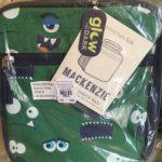 Buy Pottery Barn Kids Monster Eyes Large Backpack Lunch Box Water Bottle School New