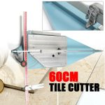 Buy Professional TILE CUTTER MACHINE MANUAL PUSH HANDLE CUTTING LENGHT 60CM USA