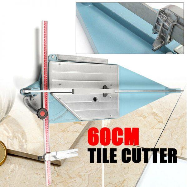 Buy Professional TILE CUTTER MACHINE MANUAL PUSH HANDLE CUTTING LENGHT 60CM USA