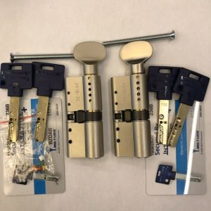 Buy Qty.2 Mul-T-Lock Profile Cylinder Locks Interactive + High Security Locksmith