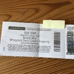 Buy *RARE 2020 Monopoly *B614G* for $250K Vacation Home  *Safeway Albertsons Von's