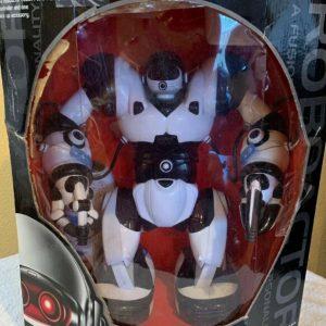Buy RARE!!!RoboActor Interactive Programmable RC Robot- New In Open Box