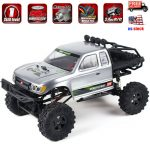 Buy REMO 1/10 4WD 2.4Ghz RC Cars Electric Rock Crawler Brushed Off Road Truck Buggy