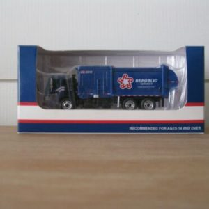 Buy REPUBLIC SERVICES GARBAGE TRUCK ~1/87 SCALE ~2ND IN SERIES~ SIDE LOADER