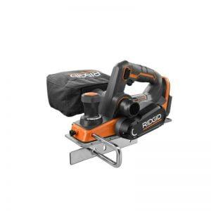"""Buy RIDGID 18V OCTANE Cordless Brushless 3-1/4"""". Hand Planer (Tool Only) Woodworking"""