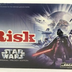 Buy RISK - Star Wars Original Trilogy Edition Game Saga Collection  2006  NEW SEALED
