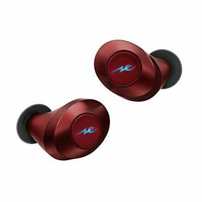 Buy Radius completely wireless Bluetooth earphone (red) radius HP-T50BT (Red)