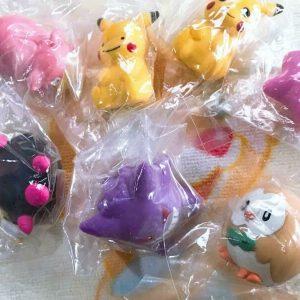 Buy Re-Ment Pokemon Purupuru Secret Squishy Pikachu All 7 type complete f/s