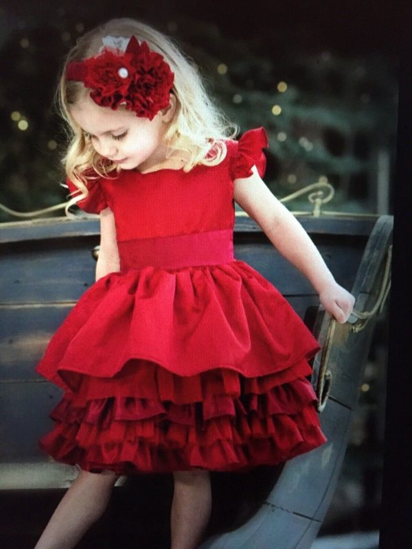 Buy Red Dress Size 8 Persnickety