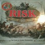 Buy Risk 40th Anniversary Collector's Edition by Parker Brothers Sealed Box