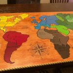 Buy Risk Board Handmade Wood Deluxe Made in USA