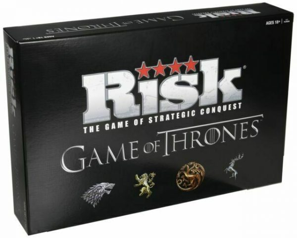 Buy Risk Game of Thrones Board Game - Brand New Sealed