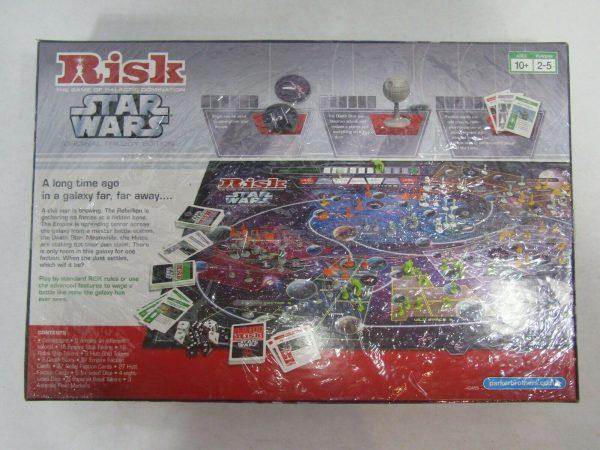 Buy Risk Star Wars Original Trilogy Edition (2006) Board Game