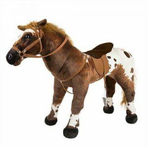 Buy Rockin' Rider Domino Stable Horse
