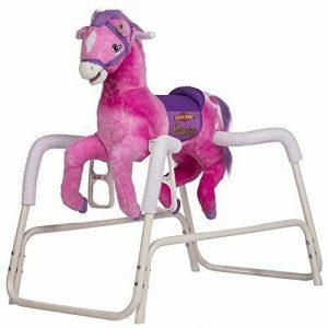 Buy Rockin' Rider Princess Spring Horse Ride On