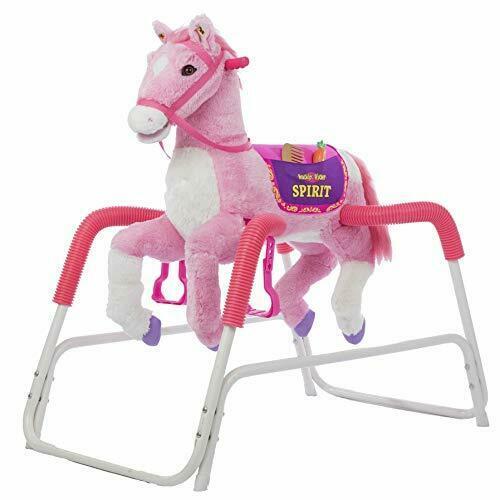 Buy Rockin' Rider Spirit Spring Horse, Pink