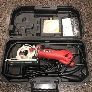 Buy Rotorazer Platinum RZ200 Compact Mini Circular Zip Saw w/ Accessories & Case NEW