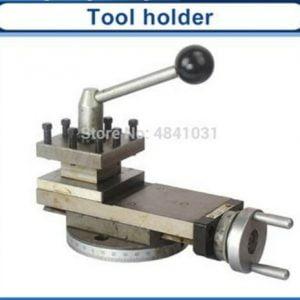 Buy SIEG Lathe Tool holder/C10/SC10/M10/SM10 Machine tool slide/Compound Rest Assemb