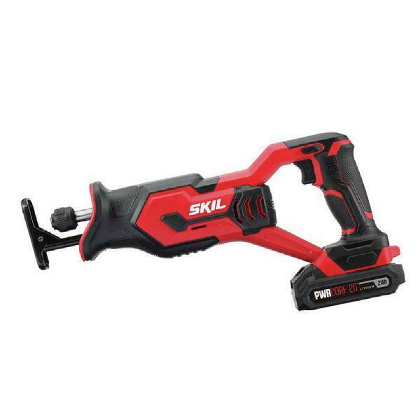 Buy SKIL PWRCore 4-Tool 20V Cordless Combo Kit With 2 2.0Ah Lithium-Ion Batteries
