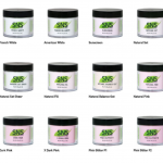 Buy SNS Nail DIPPING POWDER No Liquid,No Primer,No UV Light French/Natural 16oz/465g