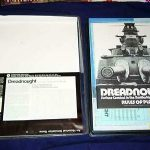 Buy SPI : DREADNOUGHT game - Surface Combat in Battleship Era 1906-45 (Unpunched)