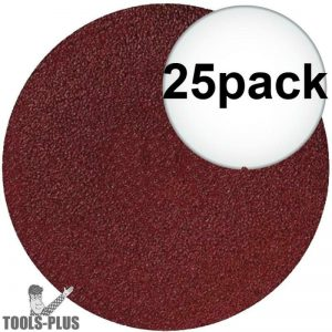 "Buy Sait 35169 25x 12"" 80G Adhesive Backed Abrasive Sanding Disc New"