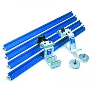 Buy Saw Precision Track and Stop System Guide Kit Miter Aluminum Hand Tool Accessory