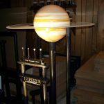 Buy Scale solar system model, a proto type made for a museum.