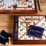 Buy Scrabble Deluxe Edition