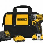 Buy Screwdriver Cordless Electric Kit Rechargeable Tool Power Ion 12V MAX 2Ah 1/4 in