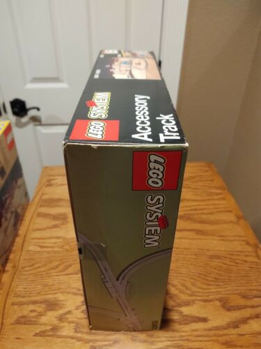 Buy Sealed box vintage Lego 6347 Monorail Accessory Track, 6990 6399 6991