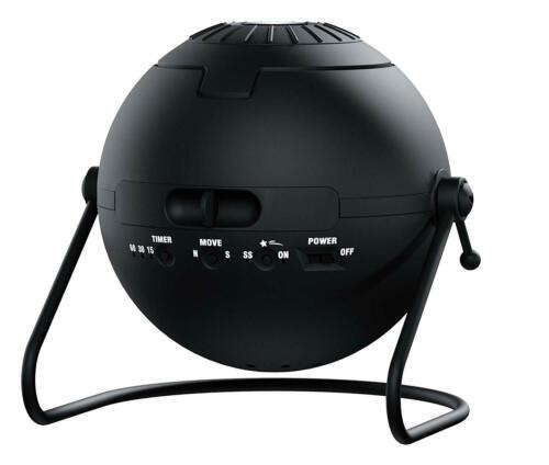 Buy Sega Toys Homestar Flux Newest (Satin Black) Home Planetarium Star Projector New