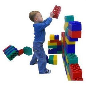 Buy Serec Entertainment 00263-1 Jumbo Blocks Standard Set -96 pcs