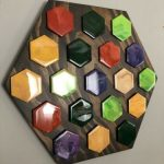 Buy Settlers of Catan Wall Art - Made To Order