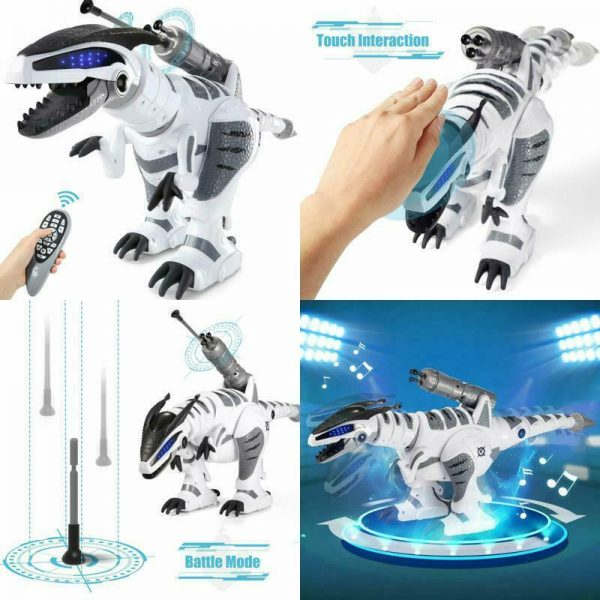 Buy Sgile Robot Toy ,Rc Robot Interactive Intelligent Walk Sing Dance Programmable R