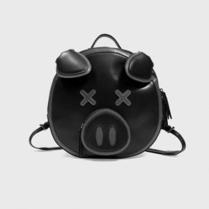 Buy Shane Dawson Black Pig Backpack Bag Jeffree Star IN HAND