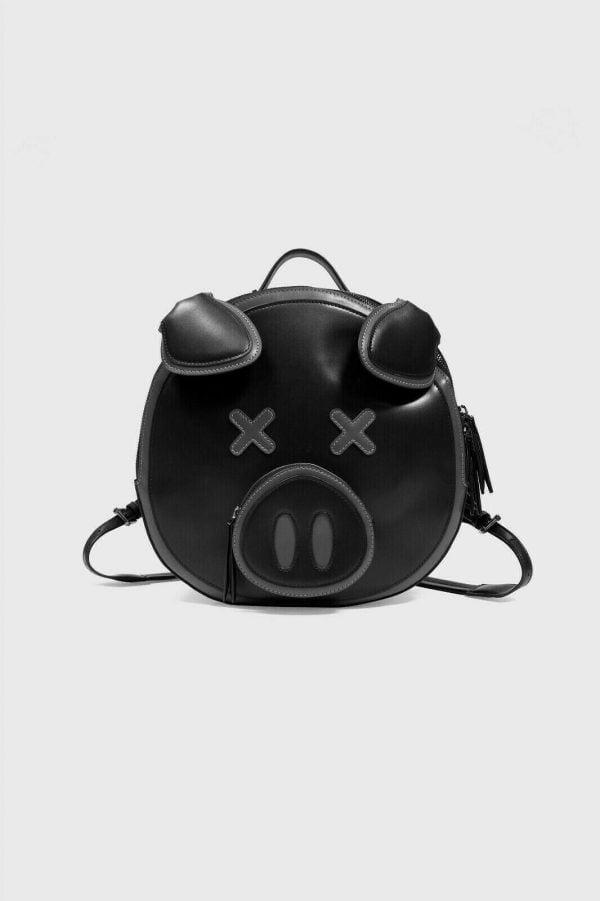 Buy Shane Dawson Black Pig Backpack Bag Jeffree Star New