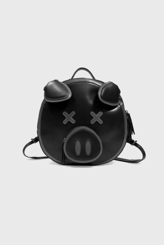 Buy Shane Dawson Black Pig Backpack Conspiracy Jeffree Star **IN HAND** FREE SHIP