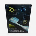 Buy Silk'n Tooth Wave Electric Toothbrush with Dental RF Technology | White