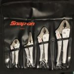 Buy Snap On  4 Piece Combination Locking Pliers Set LP404 Brand New!
