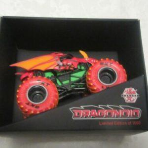 Buy Spin Master NY Toy Fair 2020 Exclusive Monster Jam Bakugan Dragonoid 1/1000
