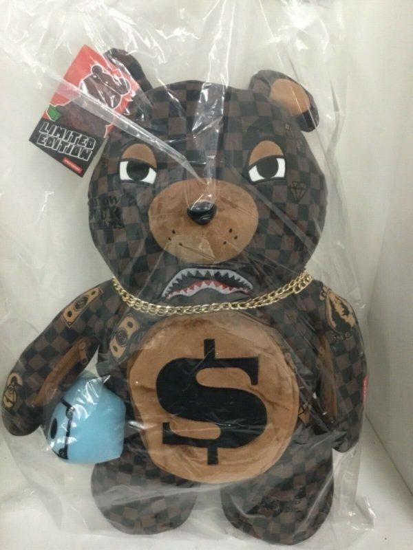 Buy Sprayground Paris Bear (Teddy Bear Backpack)