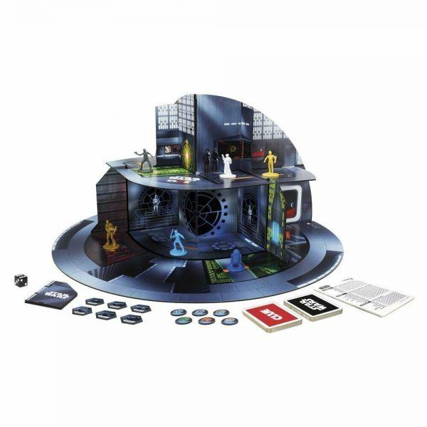 Buy Star Wars El Cluedo Hasbro Clue Game Edition Children Adults Set Role D