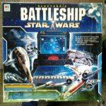 Buy Star Wars Electronic  Battleship Space Battle Game Milton Bradley 2002 Hasbro