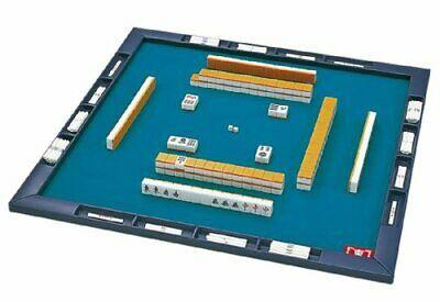 Buy TAIYO GIKEN Mahjong Set Junk Mat Tiles set NEW from Japan