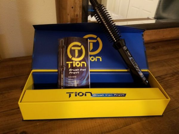 Buy TION TRON Brush Iron Pro V1 Multi-Purpose Hair Styling Tool