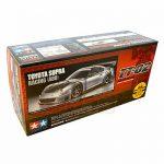 Buy Tamiya 1/10 TT02 Toyota Supra Racing A80 EP 4WD RC Cars Kit w/ESC Motor #47433